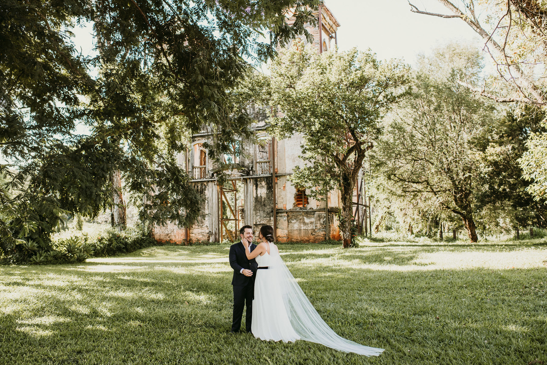 Elopement Wedding na Fazenda
